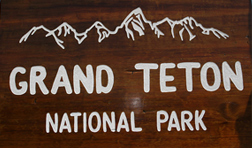 Idaho Dunes RV Local Attractions: Grand Teton National Park